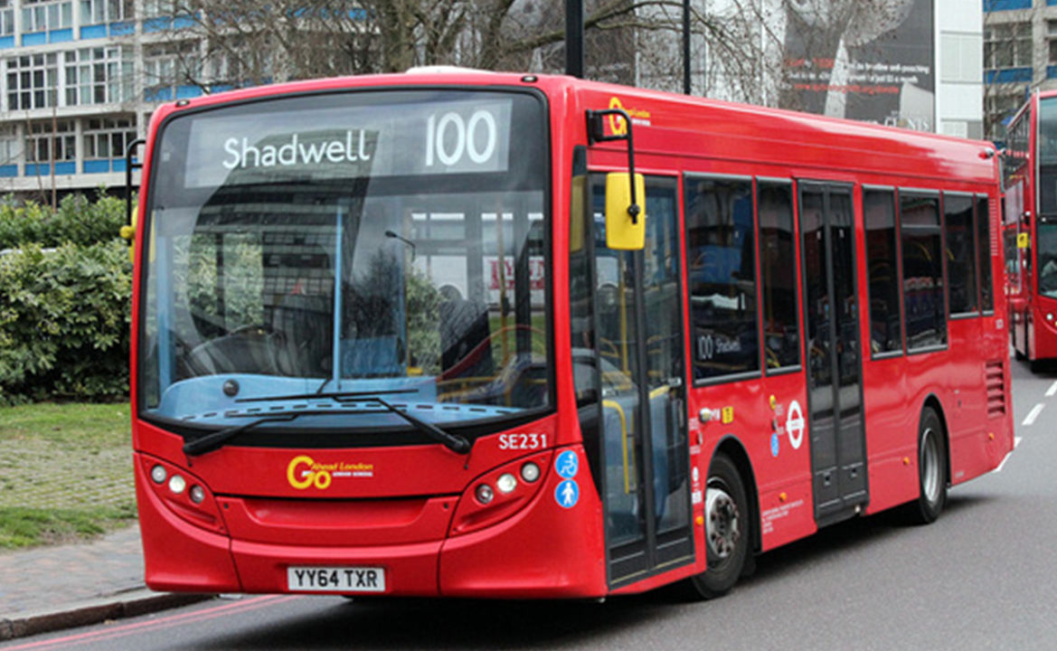 London Buses Route 100 Bus Routes In London Wiki