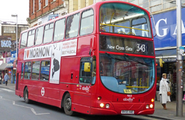 343 to New Cross Gate