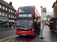 136 at New Cross Gate.