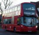London Buses Route 618