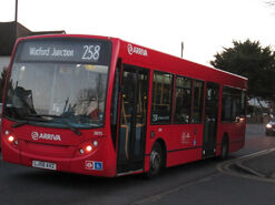 258 Bus Enviro 200