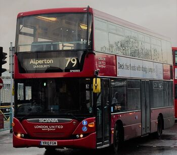 London Buses Route 79 Bus Routes In London Wiki Fandom