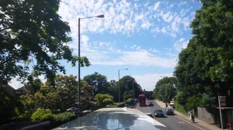Route 285 HD Full Visual Kingston-Heathrow Central
