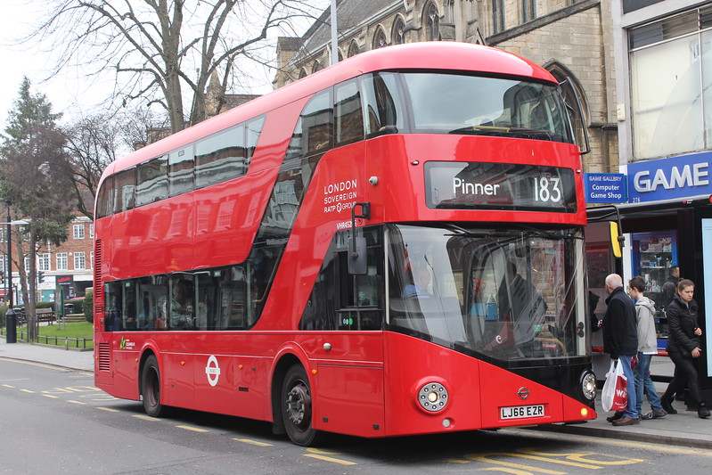 London Buses Route 183 Bus Routes In London Wiki