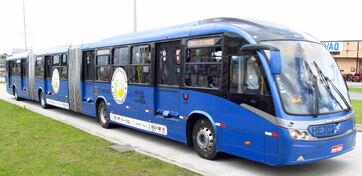 Curitiba BRT RIT 550PINHEIRINHOCARLOSGOMES B12M