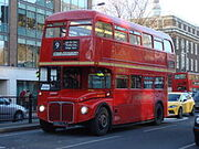 Routemaster Bus (BW)