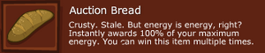 Auction Bread