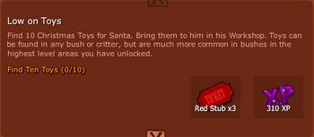 ChristmasDaily - LoT