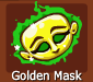 Eyewear - Golden Mask