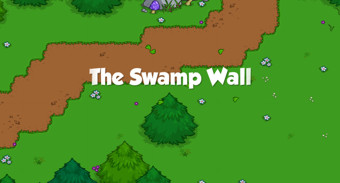 The Swamp Wall