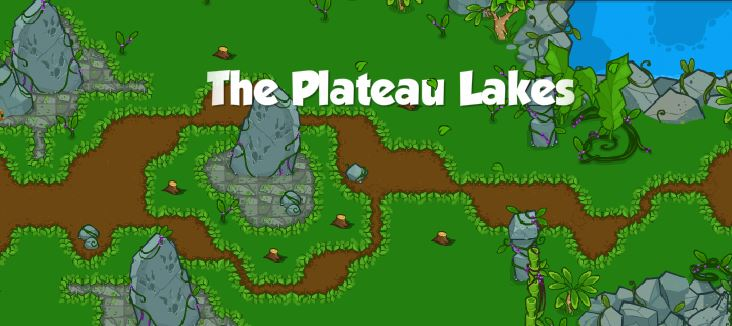 The Plateau Lakes