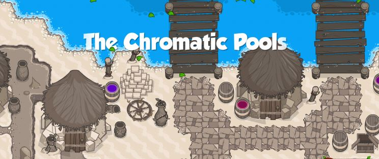 The Chromatic Pools
