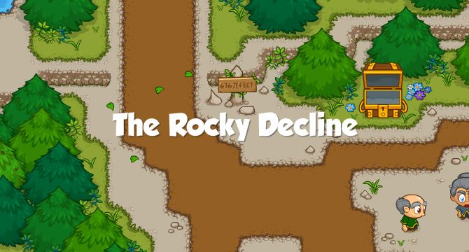 The Rocky Decline