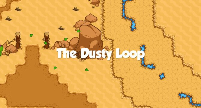 The Dusty Loop