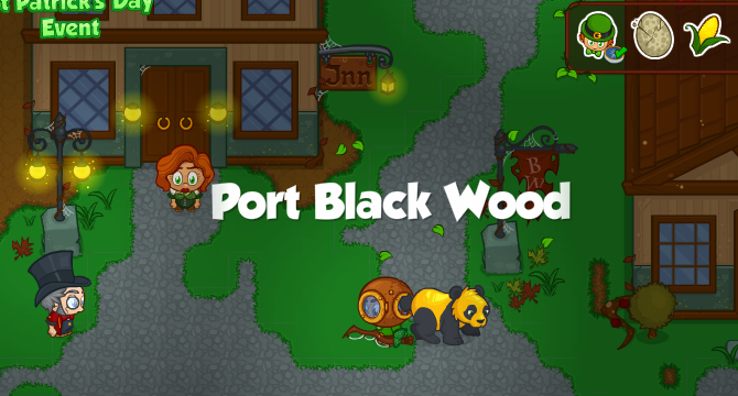 Port Black Wood