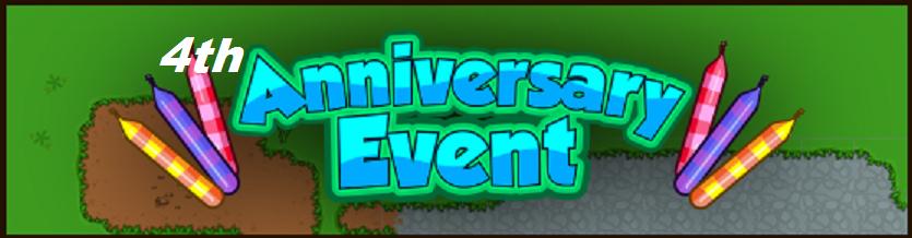4th Anniversary Event