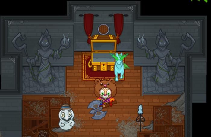 Nate's Castle Adventure Banner