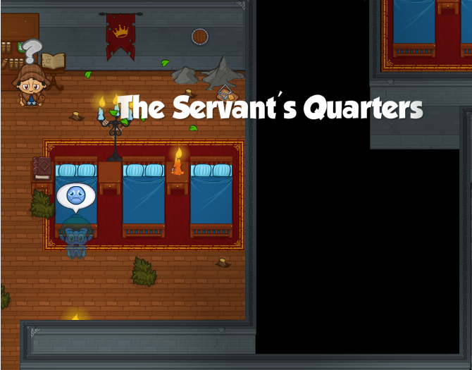 The Servant's Quarters