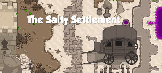 The Salty Settlement