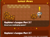 Explorer's League 3