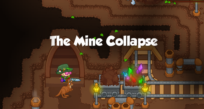 The Mine Collapse