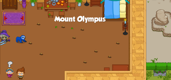Mount Olympus Banner