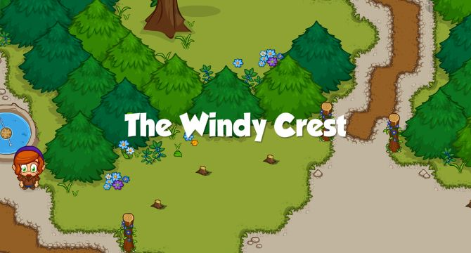 The Windy Crest