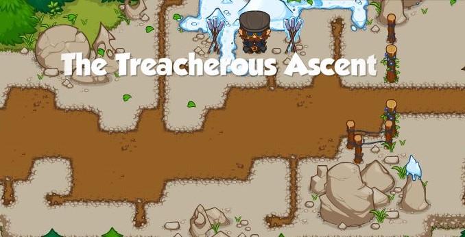 The Treacherous Ascent