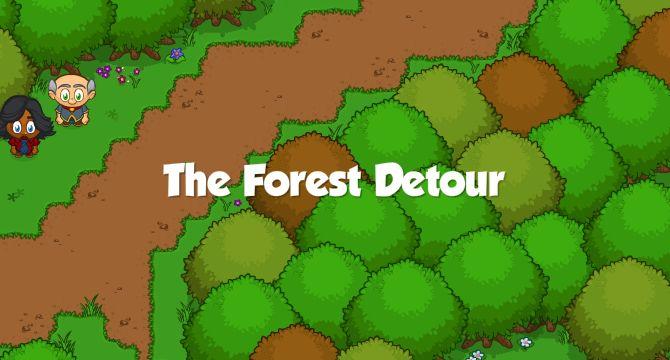 The Forest Detour