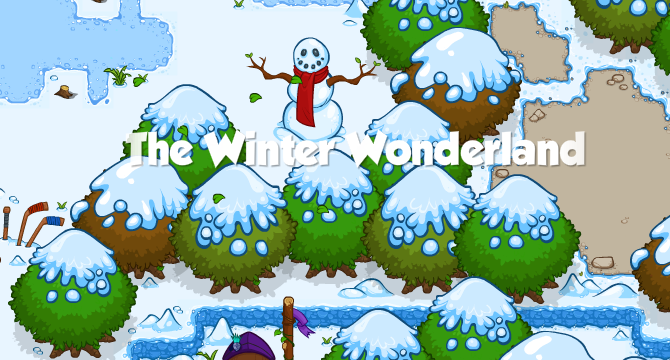 The Winter Wonderland