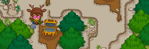 Nate's Mountain Adventure banner