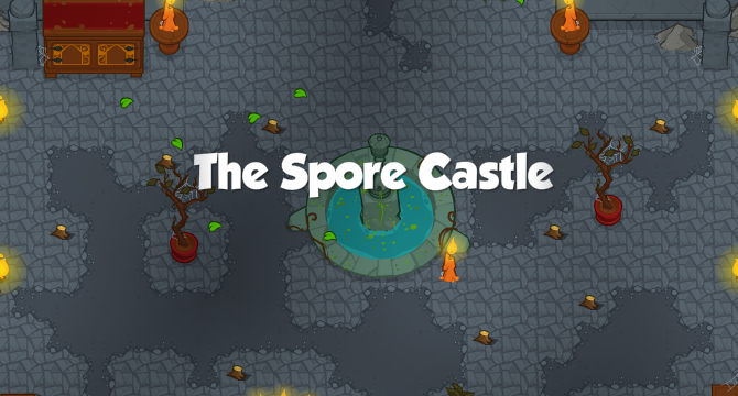 The Spore Castle Header