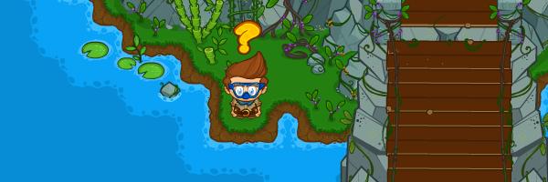 Nate High Jungle Adventure