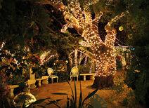 The Secret Garden, Mill Rose Inn, Half Moon Bay, California, USA
