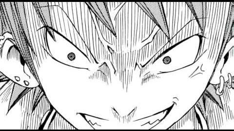 Buster Keel manga CM (fr)