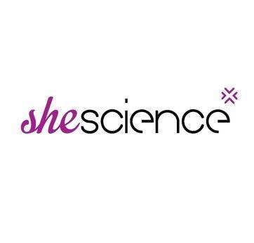 She Science Logo square