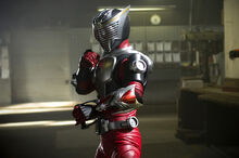 Kamenriderdragonknight my form when i use my advent deck