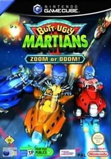 Butt-Ugly Martians-Zoom or Doom