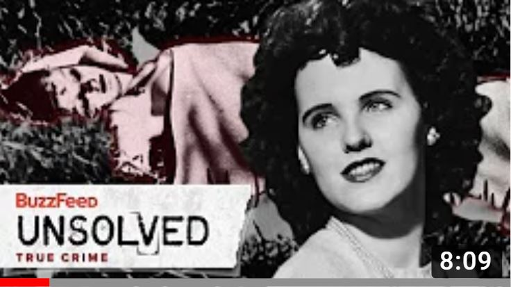 The Chilling Mystery Of The Black Dahlia | BuzzFeed Unsolved Wiki
