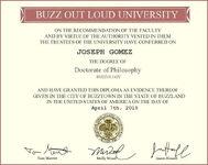 Buzzology