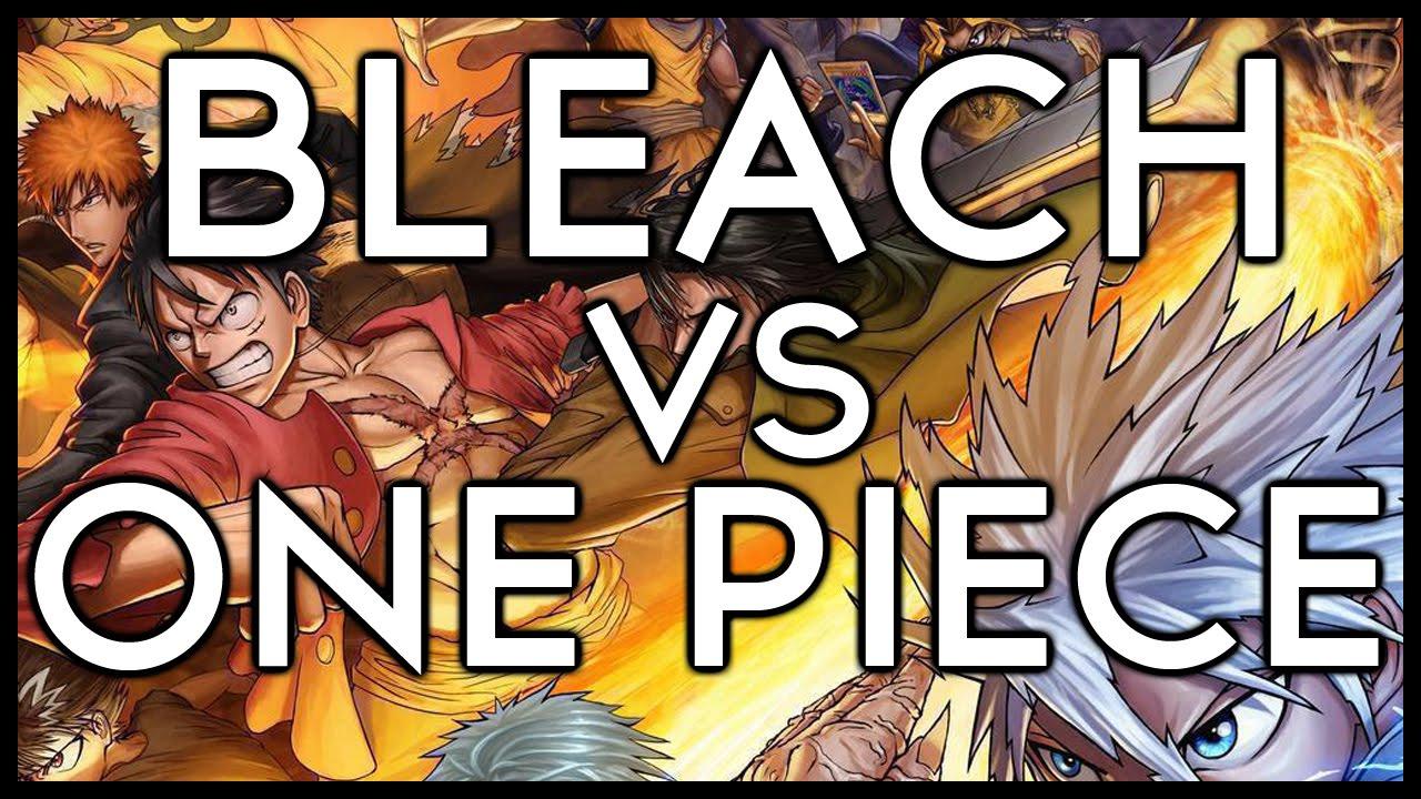 bleach vs one piece reborn