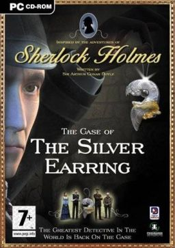 Secret of the Silver Earring box cover
