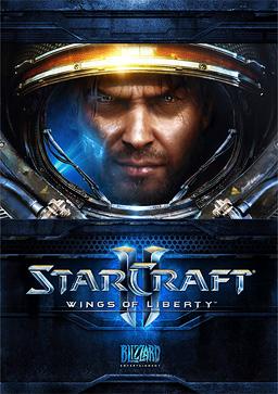 StarCraft II - Box Art