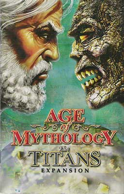 Age of Mythology - The Titans Liner