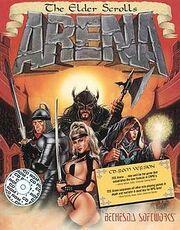256px-Elder Scrolls Arena Cover