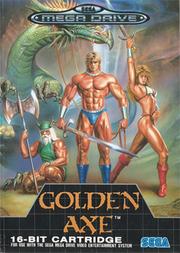 Golden Axe Coverart