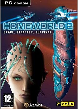 250px-Homeworld 2 (video game) box art