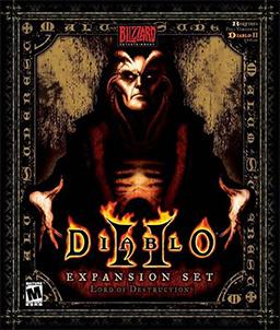 Diablo II - Lord of Destruction Coverart