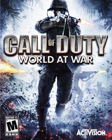 220px-Call of Duty World at War cover