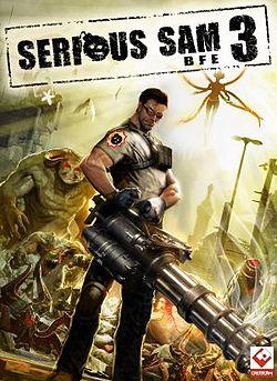 Serious Sam 3 cover